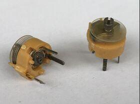 CA180 Compensatore in aria  1 - 80 Pf Componenti elettronici