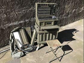 RD-13 Centralino Telefonico da Campo RD-13 Militaria