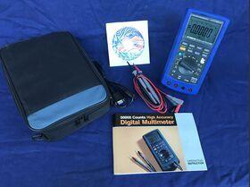 DMM180 Multimetro Digitale ad Alta Precisione e connessione a PC IS DMM180 Strumenti