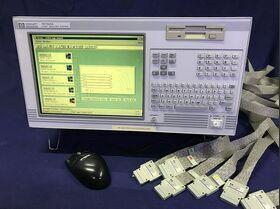 HP AGILENT 16702A Logic Analysis System HP AGILENT 16702A Apparati radio