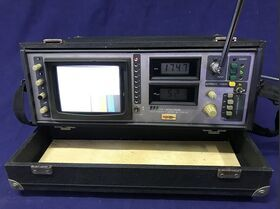 "TES MC 1184CS TV SPECTRUM"" -Tecnica Elettronica System- TES MC 1184CS Strumenti"