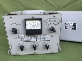 TS-3499/URM Test Set Radio Frequency Power Meter TS-3499/URM Apparati radio militari