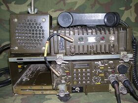 VRC8000 TADIRAN mobile radio station SAIT VRC8000 Apparati radio militari