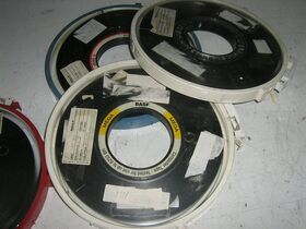 CompTap Computer Tape Tested for use up to 6250 BPI Varie