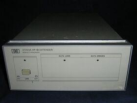 HP-37203 HP-IB Extender HP 37203A Varie