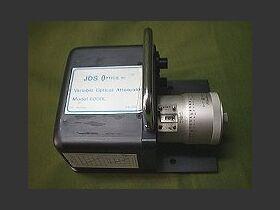 JDS6000L JDS mod. 6500L Variable Optical Attenuator ATTENUATORI - CARICHI - BOX DECADE