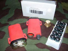 Lampeggiatore Firefly Rescue Lite  ACR Miscellanea
