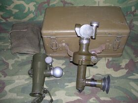 PG1 Goniometro Militare PG-1 Miscellanea