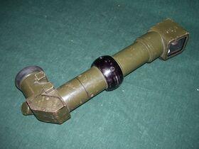 PeriscopioPP-61A Periscopio da Carro PP-61A ( U.R.S.S.) Miscellanea
