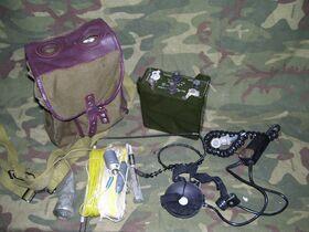R-3520 Ricetrasmettitore  R-3520M Apparati radio militari