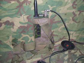 RT349 Transceiver RT 349 Apparati radio militari