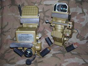 TKN-1 Visore notturno per mezzi corazzati TKN-1S Miscellanea