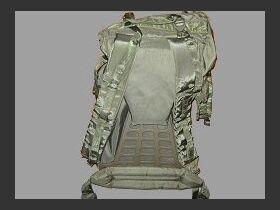 ZainoAlpini Zaino Alpini EI con schienale Militaria