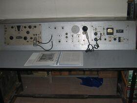 rxSCR299 Stazione di Radioascolto SCR299 BC342 - BC614 Apparati radio militari