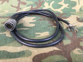 5995-10-110-0081 Cavo Collegamento per RS 422 5995-10-110-0081 Accessori per apparati radio Militari