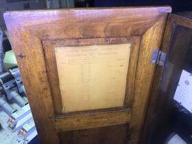 ARCIONI type RR Cosfimetro - Fasometro-  ARCIONI type RR -vintage Varie