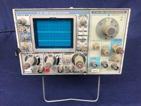 SC 503 + FG 503 Storage Oscilloscope / Functiom Generator Tektronix SC 503 + FG 503 Strumenti