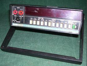 FLUKE8000A FLUKE 8000A Digital Multimeter Multimetri - Voltmetri - A/V/Ohm - RCL