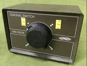 AE mod. CRS1100B Coaxial Switch AE mod. CRS1100B Apparati radio