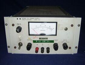 HP 6290A Power Supply  HP 6290A Strumenti