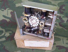 1 s.t. R.F. BC312 Modulo ricambio BC312 Apparati radio