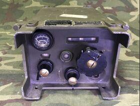 S11 Sintonizzatore (accordatore)  di Antenna Marconi S11 Accessori per apparati radio Militari