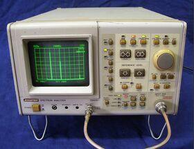TR4131 Spectrum Analyzer  ADVANTEST TR 4131 Analizzatori di spettro - Network