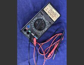 EDM168A Multimeter ESCORT EDM168A Strumenti