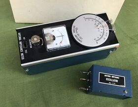 REACE RS-501 Antenna Impedance Meter  REACE RS-501 Telecomunicazioni