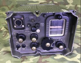 R210 Ricevitore HF veicolare MARCONI R210 Apparati radio