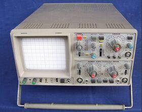 HAMEG HM 204 Oscilloscopio  HAMEG HM 204 -da revisionare Strumenti