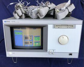 HP 16500B Logic Analyzer System HP 16500B Strumenti