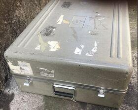 HP30 Cassa HP  in vetroresina per trasporto strumentazione elettronica Accessori per strumentazione