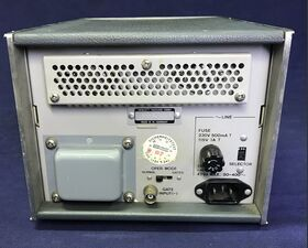 HP 8002A Pulse Generator HP 8002A Strumenti