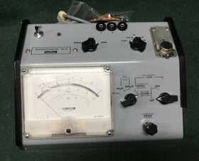 METRIX 302A Transistormetre METRIX 302A Strumenti