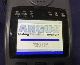 ARGUS 152 Tester Multifunzione per Telecomunicazione ARGUS 152 Strumenti