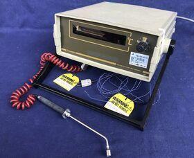 6110 Microprocessor Termometer COMARK type 6110 Strumenti
