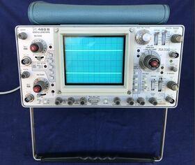 TEKTRONIX 465B Oscilloscopio TEKTRONIX 465B Strumenti