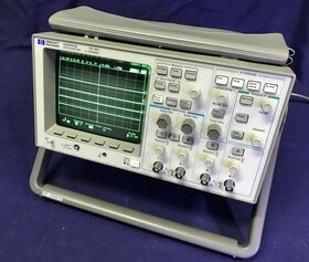 HP 54601A Oscilloscope HP 54601A -da revisionare Strumenti