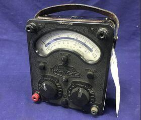 AvoMeter mod. 9 MK II Multimetro Analogico AvoMeter mod. 9 MK II Strumenti