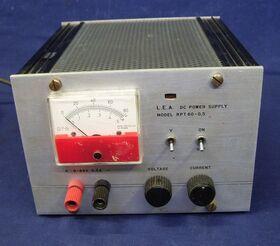 LEARPT60-05 L.E.A. mod. RPT 60-0,5 DC Power Supply Alimentatori