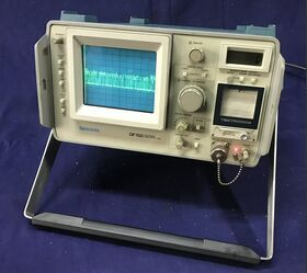 OF 150 Multimode Fiber Optic TDR Tektronix OF 150 Strumenti