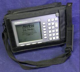 S810C/5 Site Master ANRITSU S810C/5 Analizzatore di antenne e linee di trasmissione Strumenti