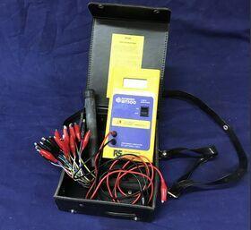WT500 Cable Identifier SEAWARD WT500 Strumenti