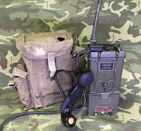 C/PRC-26 CC-1 Ricetrasmettitore C/PRC-26 CC-1 Apparati radio