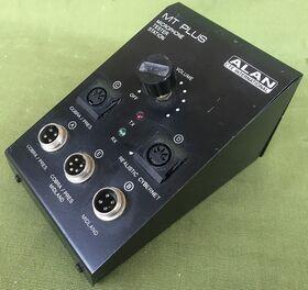ALAN MT PLUS Microphone Tester Station ALAN MT PLUS Accessori