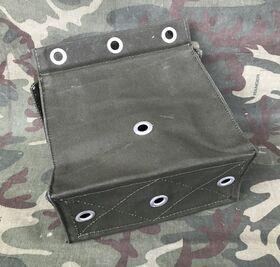 CY-109 Borsello-Custodia militare  verde Militaria