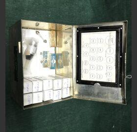 ricEK07D/2 Scatola ricambi EK07D/2 Accessori per apparati radio Militari