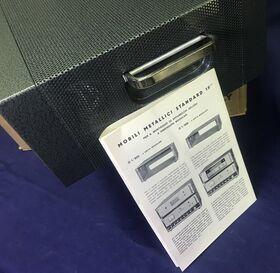 """GELOSO G1/906 Mobile RACK 19"""" a tre moduli GELOSO G1/906 Accessori per strumentazione"""