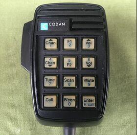9360 Ricetrasmettitore CODAN 9360 HF SSB Apparati radio
